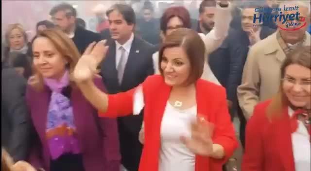 Fatma Kaplan Hürriyet'e O Sen Olsan Bari