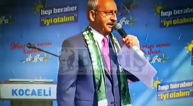 Kemal Kılıçdaroğlu, EYT'liler o zat size türedi dedi, bir tek oyunuz giderse iki elim yakanızda