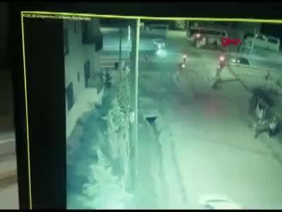 Gölcük'te 2 kişinin  öldüğü kazanın görüntüleri ve kaza yapan şahsın daha önce paylaştığı hız ve drift videoları ortaya çıktı
