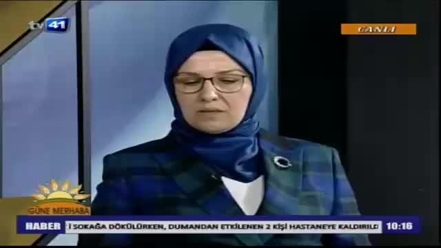 AKP Kocaeli Milletvekili Radiye Sezer Katırcıoğlu'ndan EYT açıklaması